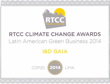 RTCC Climate Change Awards